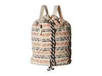 Roxy Dreaming Of It Backpack Natural Backpack Bags Beige