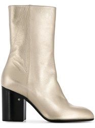 Laurence Dacade Sailor Boots Gold