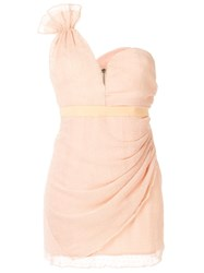 Alice Mccall You're The One For Me Mini Dress Neutrals