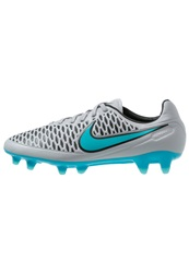 Nike Performance Magista Orden Fg Football Boots Wolf Grey Turquoise Blue Black