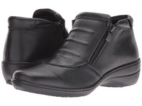 Spring Step Briony Black Women's Pull On Boots