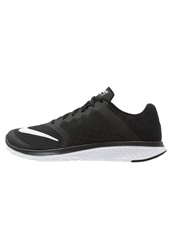 Nike Performance Fs Lite Run 3 Lightweight Running Shoes Black White