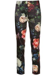 Adam By Adam Lippes Slim Fit Floral Trousers 60