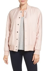 Vince Camuto Women's Two By Rumpled Bomber Jacket