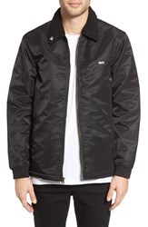 Obey Men's Bellevue Nylon Jacket