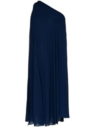 Roland Mouret Pleated Crepe Dress 60