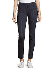 Sanctuary Checkered Ankle Length Pants Gaston Plaid