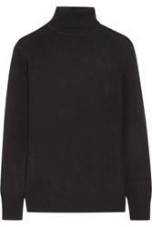 Equipment Oscar Cashmere Turtleneck Sweater Black