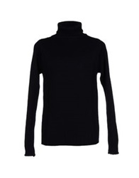 Kaos Turtlenecks Dark Blue