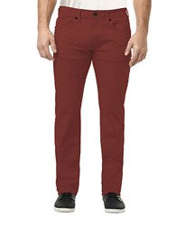 Buffalo David Bitton Six X Slim Straight Colored Jeans