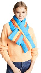 Kule The Seever Scarf Royal Blue