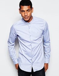 Vito Oxford Shirt Blue