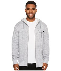 O'neill Imperial Zip Hoodie Grey Men's Clothing Gray