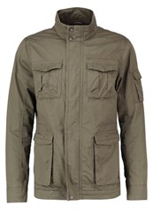 Blend Of America Summer Jacket Dusty Green Oliv