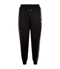 Mcq By Alexander Mcqueen Roman Numeral Joggers Male Black