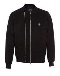 Religion Excavate Fleece Bomber Jacket