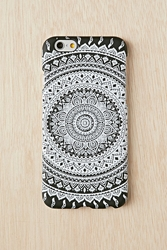 Urban Outfitters Uo Custom Iphone 6 Case Black