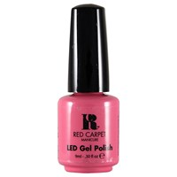 Red Carpet Manicure Led Gel Nail Polish 9Ml After Party Playful 20105