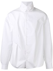 J.W.Anderson Bold Shoulder Shirt White