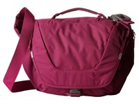 Osprey Flapjill Mini Dark Magenta Shoulder Handbags Purple