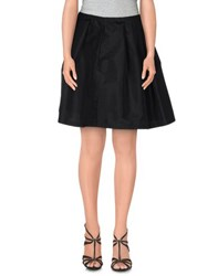 Lou Lou London Skirts Knee Length Skirts Women Black