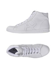 Armani Jeans Sneakers White