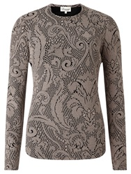 Alice By Temperley Somerset By Alice Temperley Textured Bodycon Top Natural