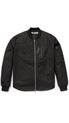 Shades Of Grey Modern Flight Jacket Black