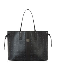Mcm Reversible Visetos Project Shopper Female Black