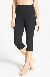 Yummie Tummie Women's By Heather Thomson 'Talia' Compact Cotton Blend Capris