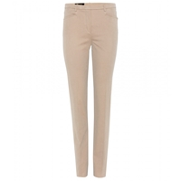 Loro Piana Varenne Cotton Trousers Beige