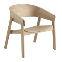 Muuto Cover Lounge Chair Oak