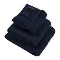 Amara Egyptian Cotton Towel Navy Blue