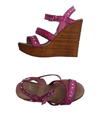 Le Stelle Sandals Light Purple