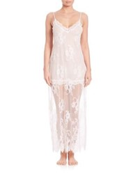 Jonquil Alana Lace Gown White