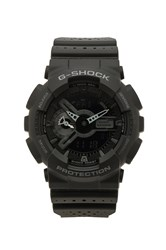 G Shock Ga 110Lp Military Perf Band Black