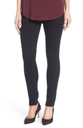 Jag Jeans Petite Women's 'Nora' Pull On Stretch Skinny Black Void