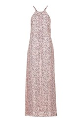 Ellegance Willow Print Maxi Dress By Goldie Multi