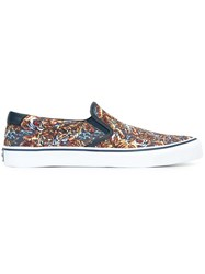 Kenzo 'Flying Tiger' Sneakers Multicolour