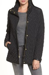 Cole Haan Signature Women's Quilted Jacket Black
