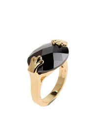 Cz By Kenneth Jay Lane Rings Black