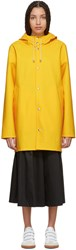 Stutterheim Yellow Stockholm Raincoat