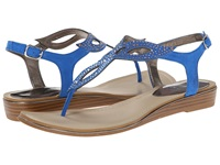 Carlos By Carlos Santana Trista Blue Women's Sandals