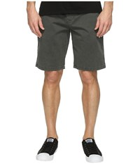 Lucky Brand Comfort Stretch Shorts Raven Men's Shorts Black