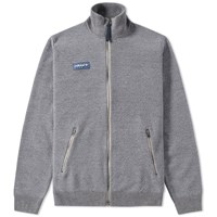 Adidas Spzl Knitted Beckenbauer Track Top Grey