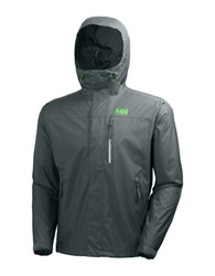 Helly Hansen Vancouver Shell Rain Jacket Rock