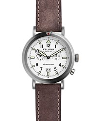 Filson The Scout Watch 45.5Mm White