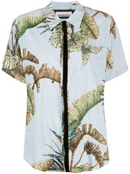 Night Market Beaded Hawaiian Shirt 60