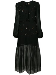 Cynthia Rowley Jules Embellished Tulle Dress 60