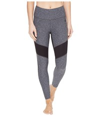 The North Face Motivation Mesh Leggings Tnf Dark Grey Heather Women's Casual Pants Gray